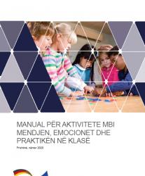 Manual për aktivitete mbi mendjen, emocionet dhe praktikën në klasë